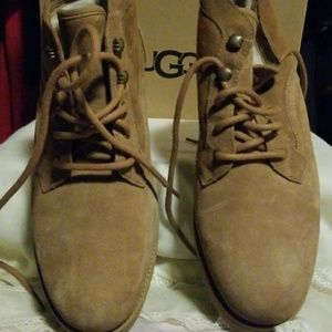 """UGG Suede Boots/Booties """"Bethany"""""""